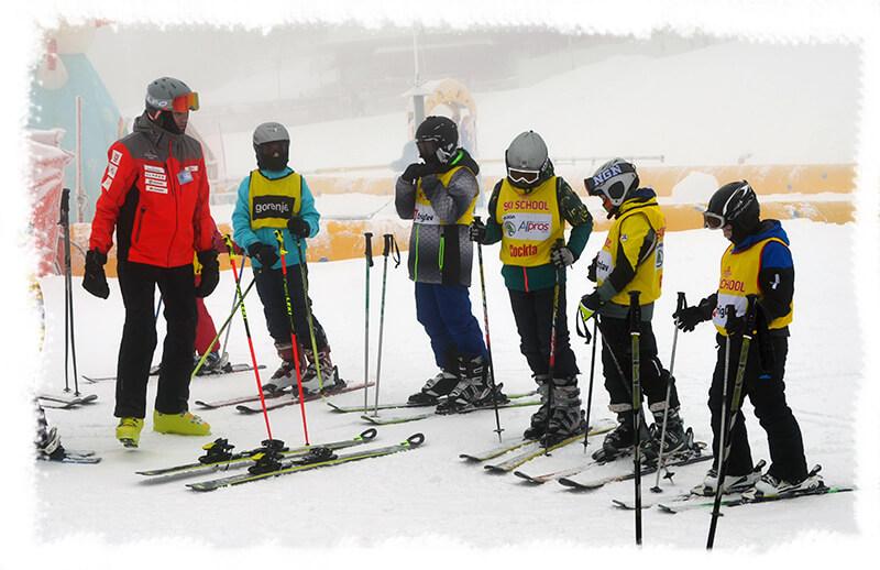 Grupna Nastava Ski škola