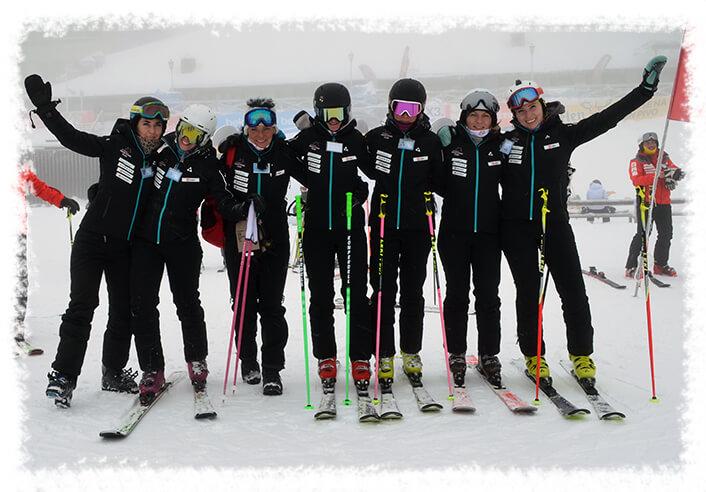 Ski instruktori Snow stars team