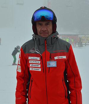 Marko Mrkić ski instruktor