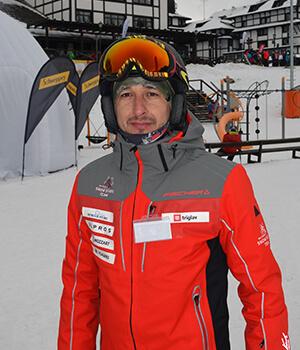 Miroslav Biserčić ski instruktor