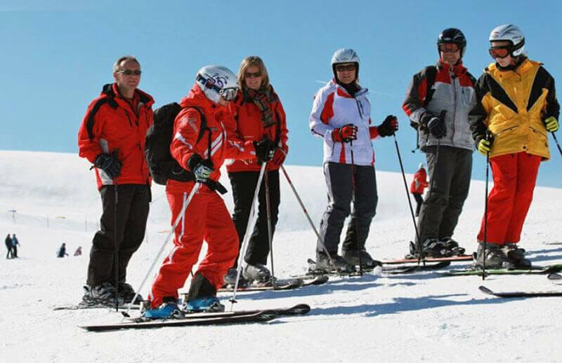 Prvi Susret Sa Skijama