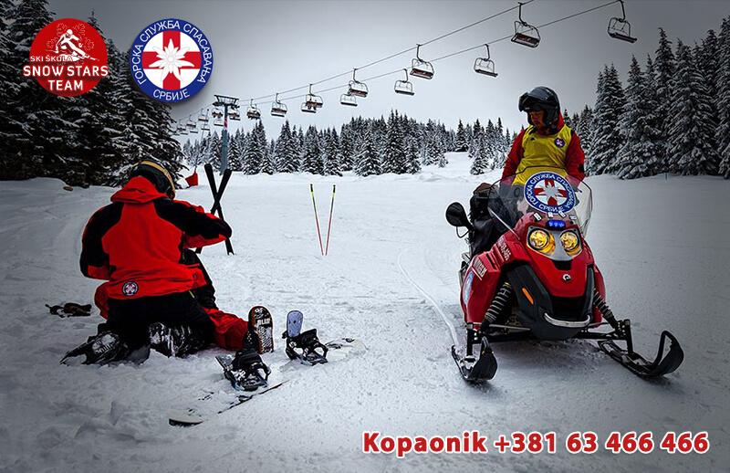 Saveti Skijašima I Borderima – GSS Srbija