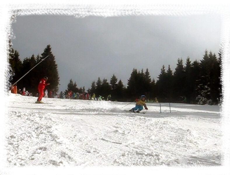 Trka zadovoljstva ski škola