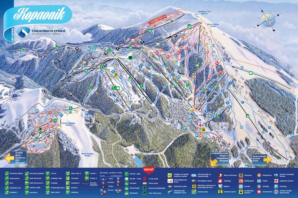 Ski centar Kopaonik